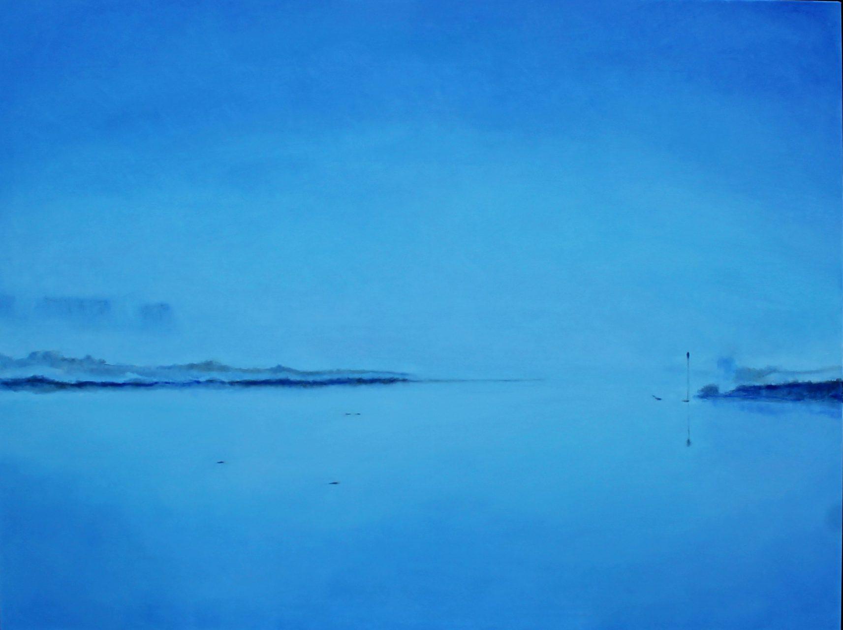 Ostende. Öl auf Leinwand 160x100 (2015). Verkauft