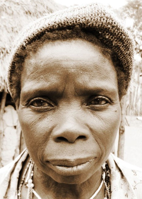 Portraits of Kavango